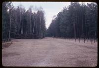 Treblinka Concentration Camp : Christian cemetery for sand and gravel workers/prisoners