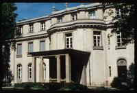 House of the Wannsee Conference Memorial (Berlin, Germany) : Front of Wannsee Villa estate building