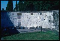 Mauthausen Concentration Camp : The French Memorial to camp victims