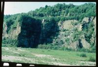 Mauthausen Concentration Camp : The quarry walls