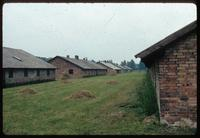 Birkenau Concentration Camp : Camp B1 maintenance in 1979