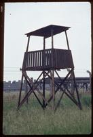Birkenau Concentration Camp : Camp B1 guard tower