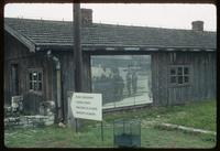 Birkenau Concentration Camp : Doctors' office at the disembarcation platform