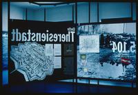 Mauthausen Concentration Camp : Exhibition in the camp museum and orientation center