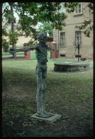 Theresienstadt Concentration Camp : Inmate commemorative sculpture