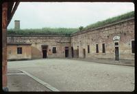 Theresienstadt Concentration Camp : Prisoner cell blocks