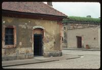 Theresienstadt Concentration Camp : Fortress/camp administration offices