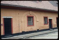 Theresienstadt Concentration Camp : Fortress/camp administrative offices