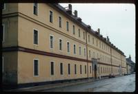 Theresienstadt Concentration Camp : Terezin town housing (for camp context)