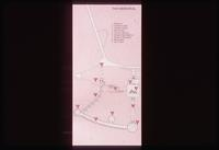 Buchenwald Concentration Camp : Site plan for Camp Memorial