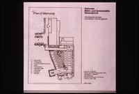 Ravensbrück Concentration Camp : Site Plan of Ravensbruck Memorial
