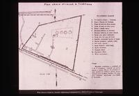 Treblinka Concentration Camp : Treblinka; camp site plan