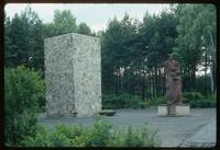 Sobibór Concentration Camp : Memorial and sculpture