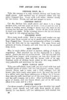 The international Jewish cook book : 1600 recipes according to the Jewish dietary laws with the rules for kashering : the favorite recipes of America, Austria, Germany, Russia, France, Poland, Roumania, etc., etc. Page 30