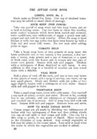 The international Jewish cook book : 1600 recipes according to the Jewish dietary laws with the rules for kashering : the favorite recipes of America, Austria, Germany, Russia, France, Poland, Roumania, etc., etc. Page 34