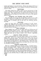 The international Jewish cook book : 1600 recipes according to the Jewish dietary laws with the rules for kashering : the favorite recipes of America, Austria, Germany, Russia, France, Poland, Roumania, etc., etc. Page 44