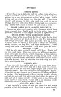 The international Jewish cook book : 1600 recipes according to the Jewish dietary laws with the rules for kashering : the favorite recipes of America, Austria, Germany, Russia, France, Poland, Roumania, etc., etc. Page 85