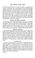 The international Jewish cook book : 1600 recipes according to the Jewish dietary laws with the rules for kashering : the favorite recipes of America, Austria, Germany, Russia, France, Poland, Roumania, etc., etc. Page 114