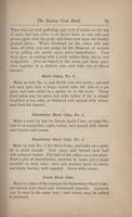 Mrs. Lincoln's Boston cook book : what to do and what not to do in cooking Page 105
