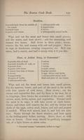Mrs. Lincoln's Boston cook book : what to do and what not to do in cooking Page 151