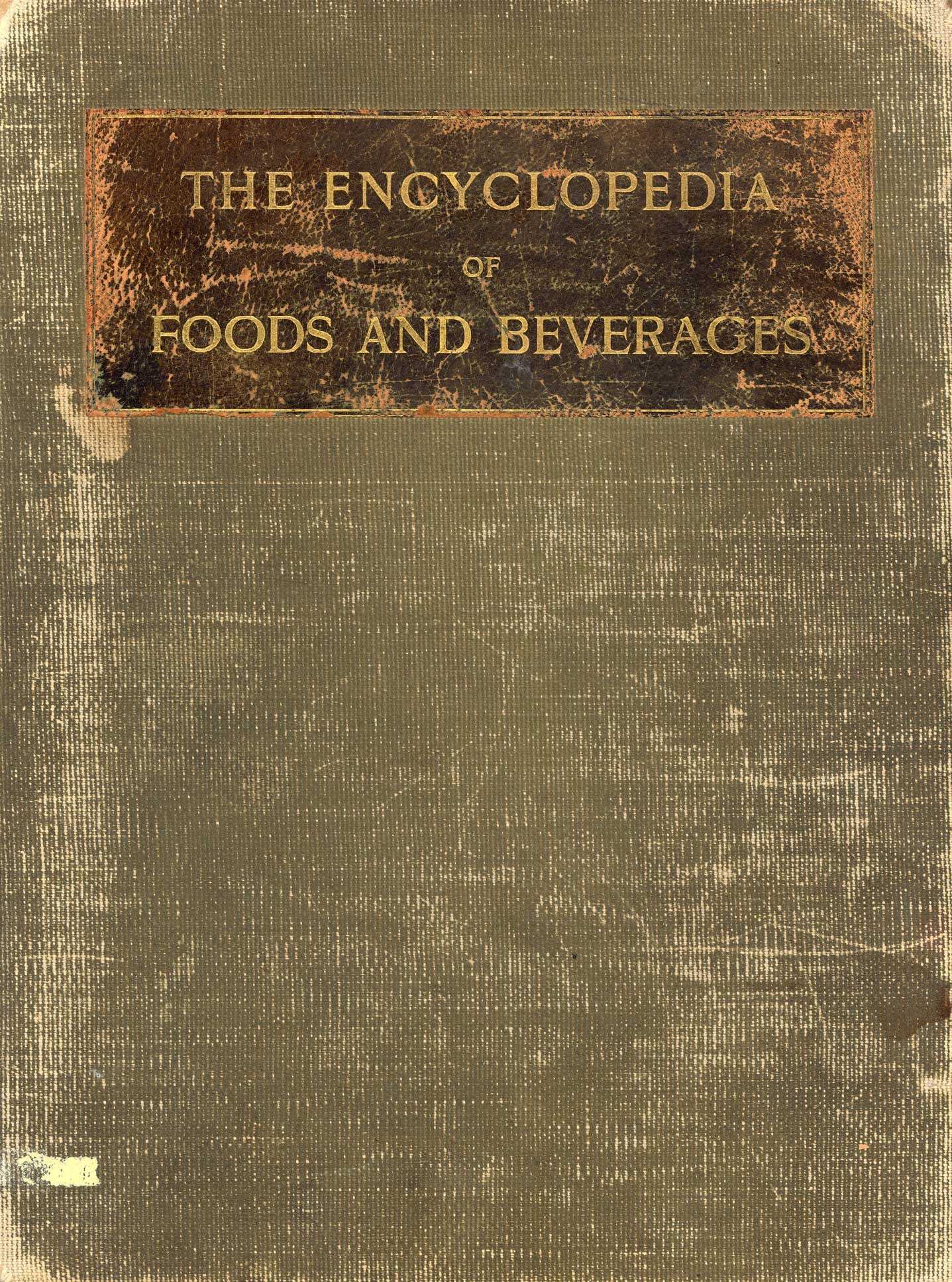 The grocer's encyclopedia