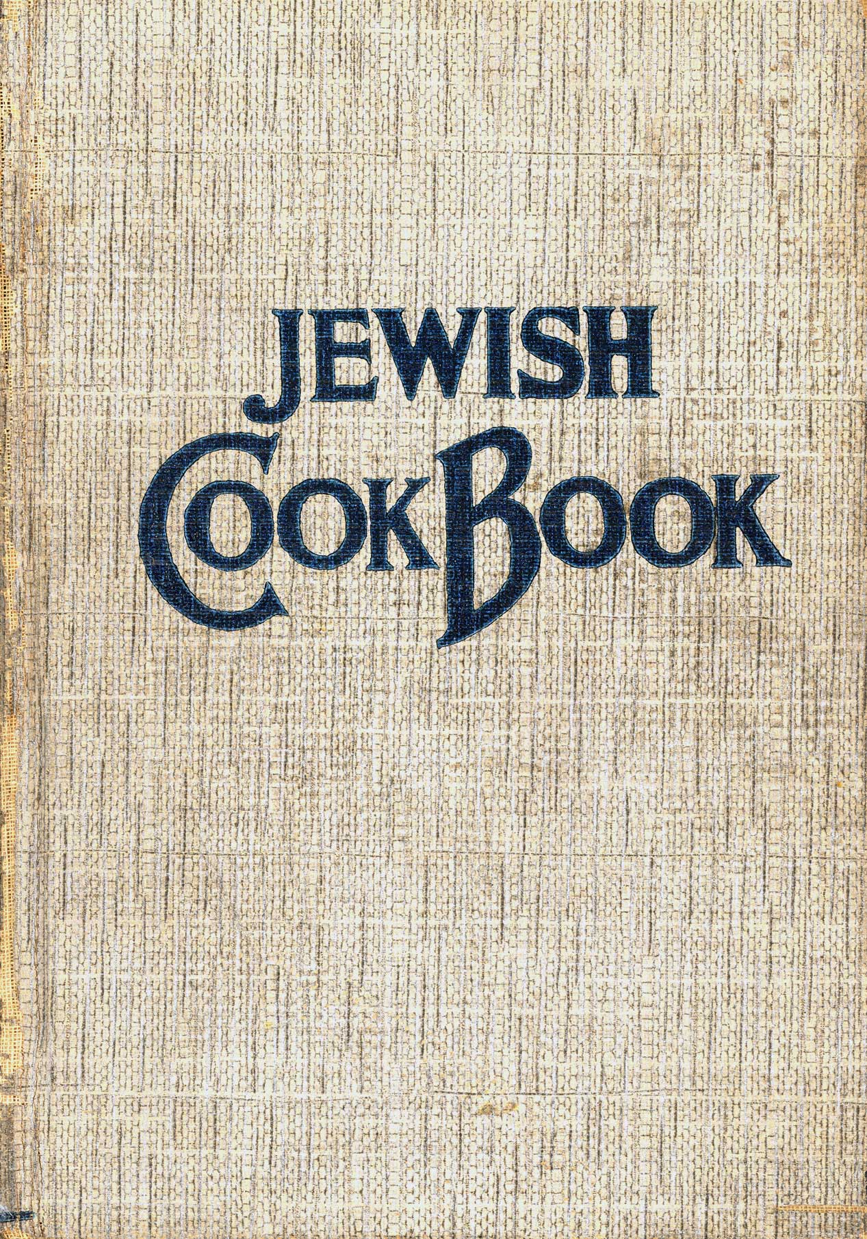 The international Jewish cook book : 1600 recipes according to the Jewish dietary laws with the rules for kashering : the favorite recipes of America, Austria, Germany, Russia, France, Poland, Roumania, etc., etc.