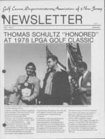 Golf Course Superintendents Association Of New Jersey Newsletter. Vol. 1 no. 2 (1978 June/July)