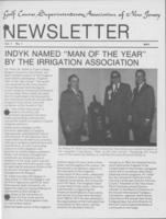 Golf Course Superintendents Association Of New Jersey Newsletter. Vol. 1 no. 1 (1978 May)