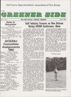 The Greener Side. Vol. 5 no. 1 (1982 March)