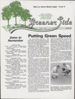 The Greener Side. Vol. 6 no. 4 (1983 August)