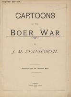 Cartoons of the Boer War