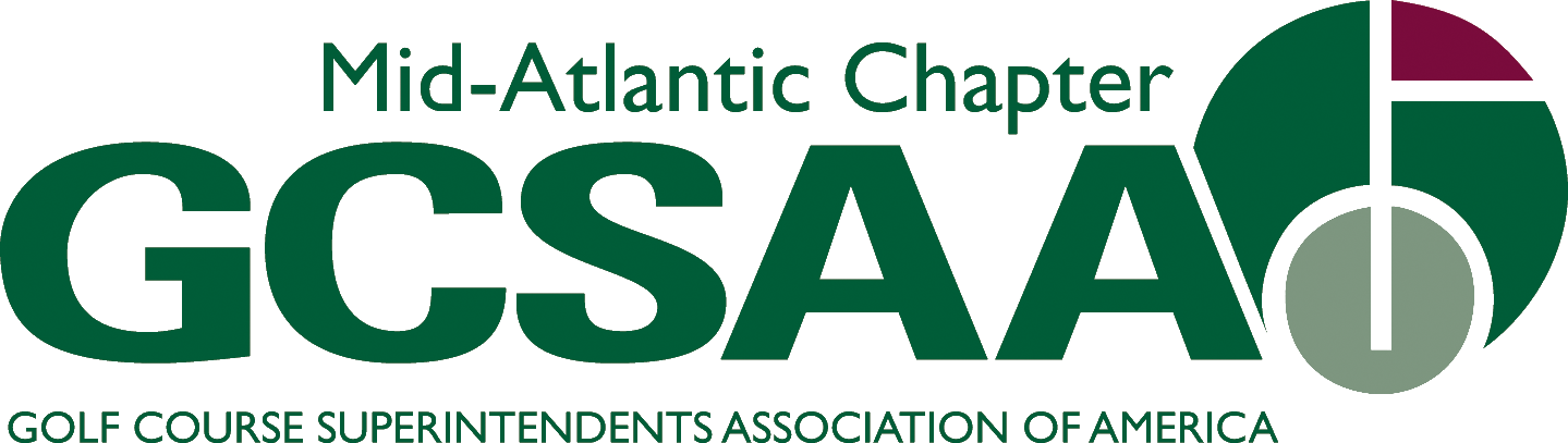 Mid-Atlantic Association of Golf Course Superintendents Logo