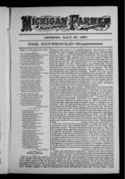 Michigan farmer and state journal of agriculture. (1890 May 25). Household--Supplement