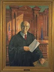 Interview with former Michigan Supreme Court Justice Thomas Giles Kavanagh. Part 1