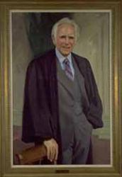 Interview with former Michigan Supreme Court Justice George C. Edwards. Part 1