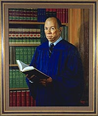 Interview with former Michigan Supreme Court Justice Otis Milton Smith. Part 1