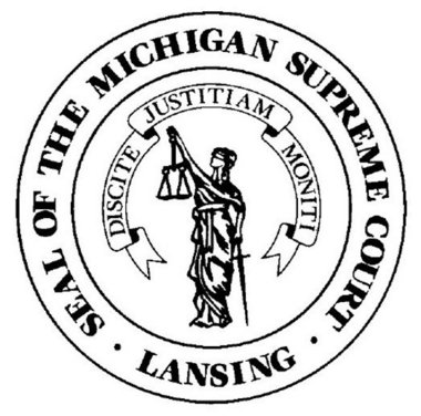Interviews with Michigan State Supreme Court Justices