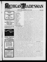 Michigan tradesman. Vol. 21 no. 1086 (1904 July 13)