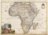 Africa : corrected from observations of Mess. of ye Royal Societies at London and Paris
