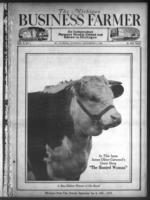 Michigan business farmer. Vol. 10 no. 1 (1922 September 2)
