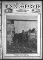 Michigan business farmer. Vol. 10 no. 3 (1922 September 30)