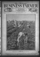 Michigan business farmer. Vol. 10 no. 22 (1923 June 23)