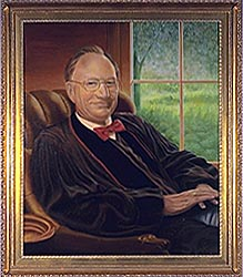 Interview with former Michigan Surpreme Court Justice Lawrence B. Lindemer