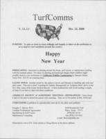 TurfComms. Vol. 13 no. 1 (2000 December 23)