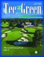 Tee to Green. Vol. 51 no. 3 (2020 May/June/July)